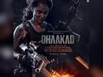 Dhaakad Poster Kangana Ranaut S New Poster From Her Upcoming Film