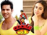 Coolie No 1 Varun Dhawan And Sara Ali Khan Will Dance In Govinda Karishma Song