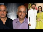 Mukesh Bhatt On Alia And Ranbir Wedding