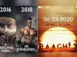 Baaghi 3 Tiger Shroff Will Go Israel For This Fight Training
