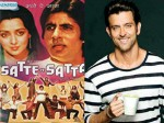 Hrithik Roshan Hints Being A Part Of Satte Pe Satta Remake
