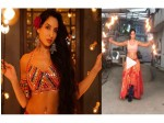 Nora Fatehi Learn Dangerous Fire Dance For Saki Saki Song Video