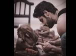 Karan Wahi Sculpts His Own Eco Friendly Ganpati For Ganesh Chaturthi