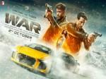Hrithik Roshan Tiger Shroff Film War Poster Release Date