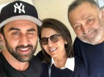 Rishi Kapoor Is Cancer Free And All Set To Face The Cameras Praises Wife Neetu Kapoor