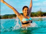 Anushka Sharma Bikini Pics Playing In Water Goes Viral