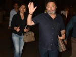 Rishi Kapoor Return To India After One Year