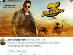 Dabangg 3 Motion Poster Twitter Reaction Fans Welcomes Salman Khan