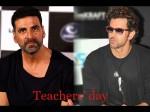 Teachers Day Akshay Kumar And Hrithik Roshan Speaks On His School Time