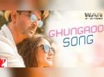 Hrithik Roshan Ghungroo Song War Film Most Expensive
