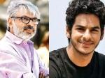 रणवीर सिंह सीधे OUT- अगली फिल्म में ईशान खट्टर के साथ नजर आएंगे संजय लीला भंसाली?