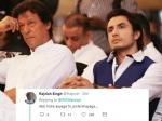 'इंडिया आएगा तो जूते खाएगा'- पीएम इमरान खान की तारीफ करने पर अली जफर पर भड़के लोग- Troll