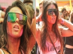 होली पार्टी में सेक्सी स्टार निया शर्मा ने इस टीवी एक्ट्रेस के साथ किया लिप लॅाक Video लीक