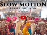 Teaser- भारत से रिलीज हुआ Slow Motion सॉंग का टीजर- सलमान और दिशा का रोमांस है दमदार