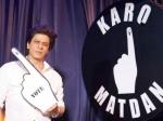 अब शाहरुख खान ने रैप करके की वोट अपील- पीएम मोदी से बोले 'थोड़ा लेट हो गए साहिब'