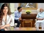 ट्विंकल खन्ना ने दिया पीएम मोदी को जवाब- इंटरव्यू में बोली थी 'गुस्सा उतारने' वाली बात