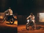 Bharat- मौत के कुएं की तरफ बढ़ते नजर आए सलमान खान- भारत से दमदार तस्वीर वायरल