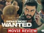इंडियाज़ मोस्ट वांटेड फिल्म रिव्यू: फिल्म की कहानी और अर्जुन कपूर का अभिनय भी WANTED रह गया