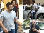 वीरू देवगन को श्रद्धांजलि देने पहुंचे- सनी देओल और शाहरुख खान समेत ये सितारे- PICS
