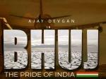 #PictureShuru: अजय देवगन की अगली फिल्म भुज द प्राइड ऑफ इंडिया की शूटिंग शुरू