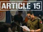 'आर्टिकल 15' रिलीज से पहले- आयुष्मान खुराना ने शेयर किया वीडियो #Don'tSayBhangi