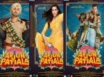 दिलजीत, कृति और वरुण शर्मा के दमदार पोस्टर्स के साथ 'अर्जुन पटियाला' के रिलीज डेट का ऐलान