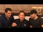 सलीम खान के साथ सलमान खान ने गाया ये गाना- बाप-बेटे की बॉंडिंग देख खुश हो जाएंगे आप- Video