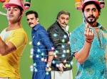 'झूठा कहीं का' फिल्म रिव्यू: सालों पुरानी कॉमेडी के साथ हंसाने की कोशिश- रहे नाकाम