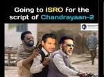 Best MEMES: 'चंद्रयान 2' की स्क्रिप्ट के लिए अक्षय कुमार और जॉन अब्राहम के बीच तनाव