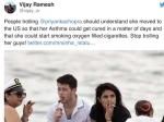 सिगरेट फूंकती दिखीं प्रियंका चोपड़ा, फैन्स ने जमकर उड़ाया मज़ाक, पूछा अस्थमा ठीक हो गया
