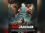 Marjaavaan के फर्स्ट पोस्टर में खतरनाक दिखे सिद्धार्थ और रितेश- Release Date का ऐलान