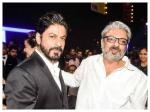 शाहरुख खान के साथ फाइनल नहीं है संजय लीला भंसाली की कोई रोमांटिक फिल्म!