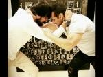 सुल्तान vs पहलवान: एक साथ आए 'दबंग 3' के हीरो और विलेन- धमाकेदार तस्वीर वायरल