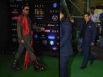 #IIFA2019: ग्रीन कार्पेट पर सलमान का स्वैग और रणवीर का अजब अनोखा स्टाईल, देखिए Pics