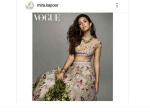 Vogue के कवर पर नज़र आईं मीरा राजपूत, लोगों ने जमकर उड़ाई धज्जियां, पूछे ऐसे ऐसे सवाल!
