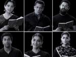 Viral Video: राजकुमार हिरानी के लिए साथ आए शाहरूख - सलमान, आमिर और कंगना सहित अन्य सितारे
