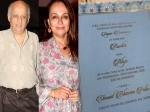 आलिया-रणबीर की शादी का Fake कार्ड- अब आया सोनी राजदान और मुकेश भट्ट का ऐसा रिएक्शन