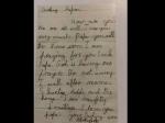 'पापा मैं घर का और मम्मी का ख्याल रखूंगा' - अमिताभ बच्चन ने शेयर की नन्हें अभिषेक की लिखी चिट्ठी