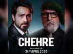 इस एक्ट्रेस की नखरों से परेशान मेकर्स- अमिताभ बच्चन की फिल्म ''चेहरे'' से किया सीधे बाहर!