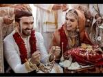 दीपिका - रणवीर की शादी की पहली सालगिरह, देखिए पूरा Wedding Album