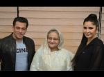 दबंग 3 रिलीज से पहले इसलिए बांग्लादेश की पीएम शेख हसीना से मिले सलमान खान- कैटरीना साथ दिखींं