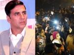 जामिया में चल रहे विरोध पर बोले अक्षय कुमार- 'मैं इस तरह के एक्ट का समर्थन नहीं करता'- Troll