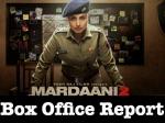 मर्दानी 2 बॉक्स ऑफिस ओपनिंग - जानिए कैसी रही फिल्म की शुरूआत