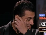 बिग बॉस के घर के अंदर जाकर रो पड़े सलमान खान; घरवालों से परेशान होकर खुद किया टॉयलेट साफ