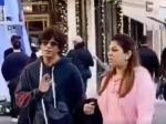 शाहरूख खान मना रहे हैं लॉस एंजिलिस में छुट्टियां, मैनेजर के साथ ये वीडियो वायरल