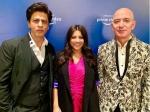 Amazon Prime के इवेंट में पहुंचे जेफ बेजोस, शाहरुख खान समेत बॉलीवुड सितारों से की मुलाकात- PICS