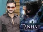 सैफ अली खान ने तानाजी को लेकर दिया बड़ा बयान- 'फिल्म में इतिहास से की गई है छेड़छाड़'