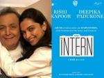 दीपिका पादुकोण की नई फिल्म का ऐलान- ऋषि कपूर संग 'द इंटर्न' फिल्म का बनेगा हिंदी रिमेक
