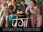 पंगा बॉक्स ऑफिस - 1st day, 1st show के बाद जानिए कैसी रही फिल्म की शुरूआत