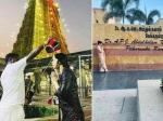 कंगना रनौत भोले बाबा के दर्शन के लिए पहुंची रामेश्वरम धाम, देखिए तस्वीरें